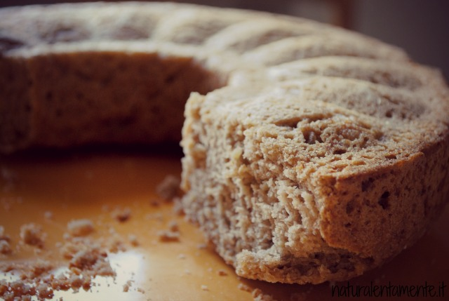 pane con okara di soia