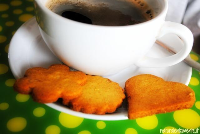 biscbiscotti vegan senza zucchero