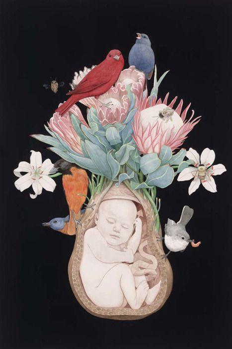 Tiffany Bozic, The Birds and the Bees