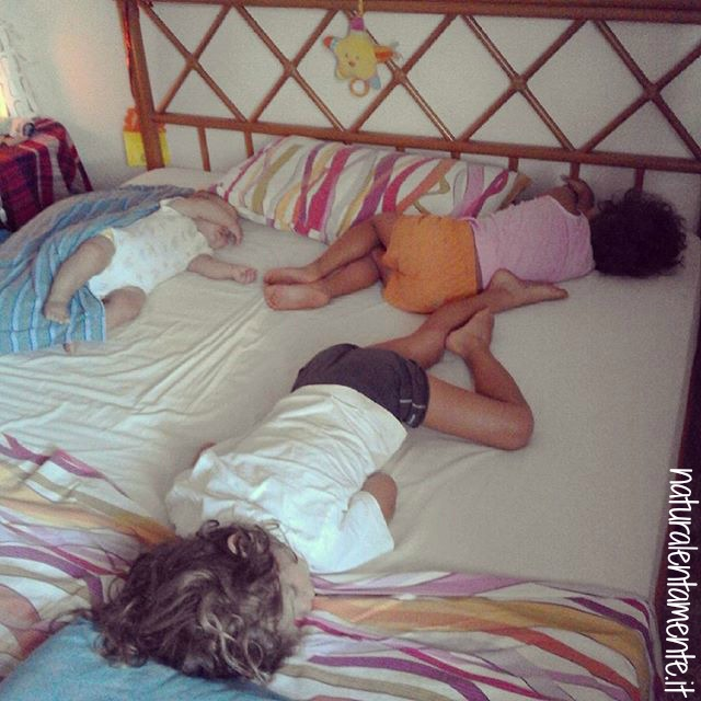 bed sharing - cosleeping