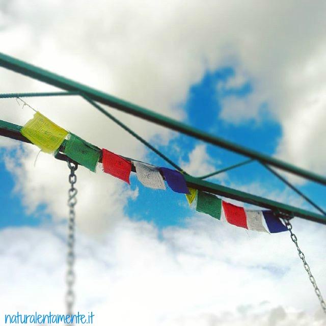 bandierine tibetane