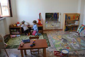 spazio giochi  bambini