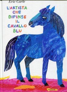 cavallo blu libro