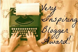 the very inspiring bogger award