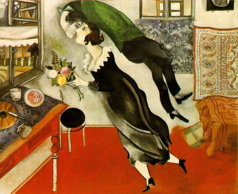 anniversaire marc chagall