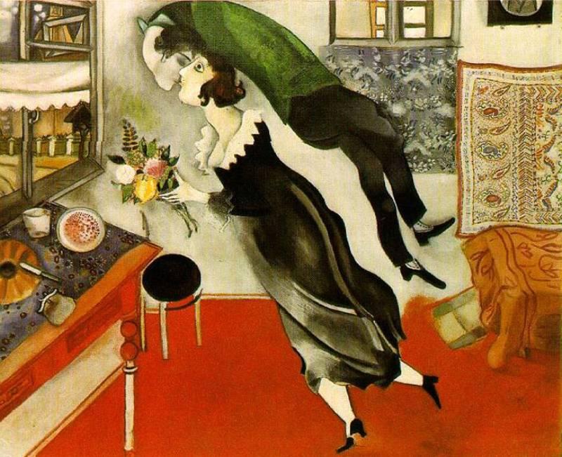 anniversaire marc chagall