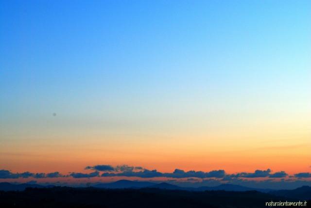 tramonto marchigiano