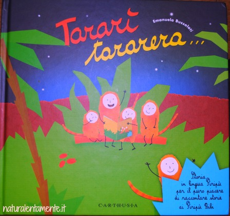 Tararì Tararera... libro