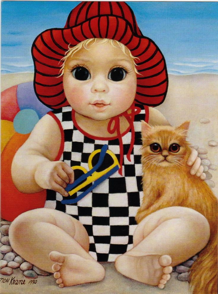 seaside susie margaret keane