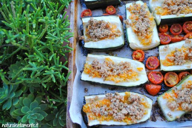 zucchine ai fiocchi d'avena 2