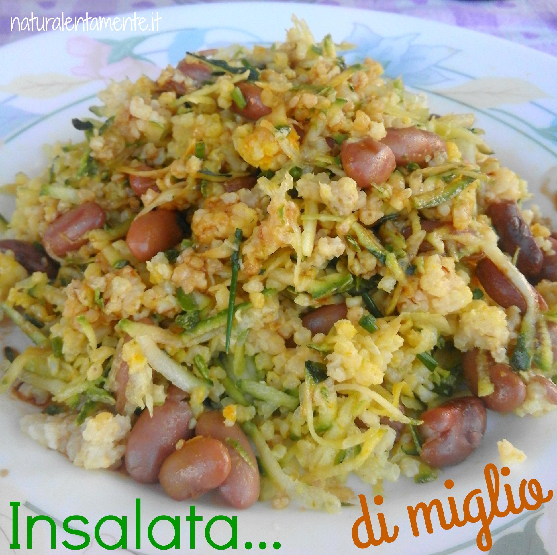 insalata di miglio 2