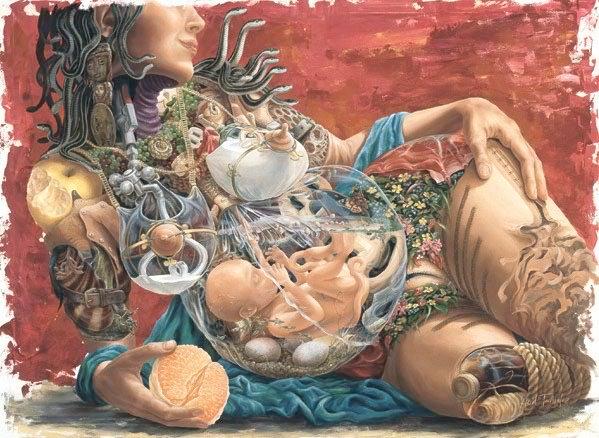 Heidi-Taillefers-Venus-Envy - nascita in casa