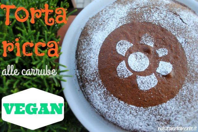torta farcita vegan